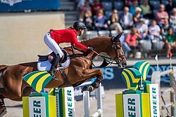 Blum Simone, GER, DSP Alice<br /> European Championship Jumping<br /> Rotterdam 2019<br /> © Hippo Foto - Dirk Caremans