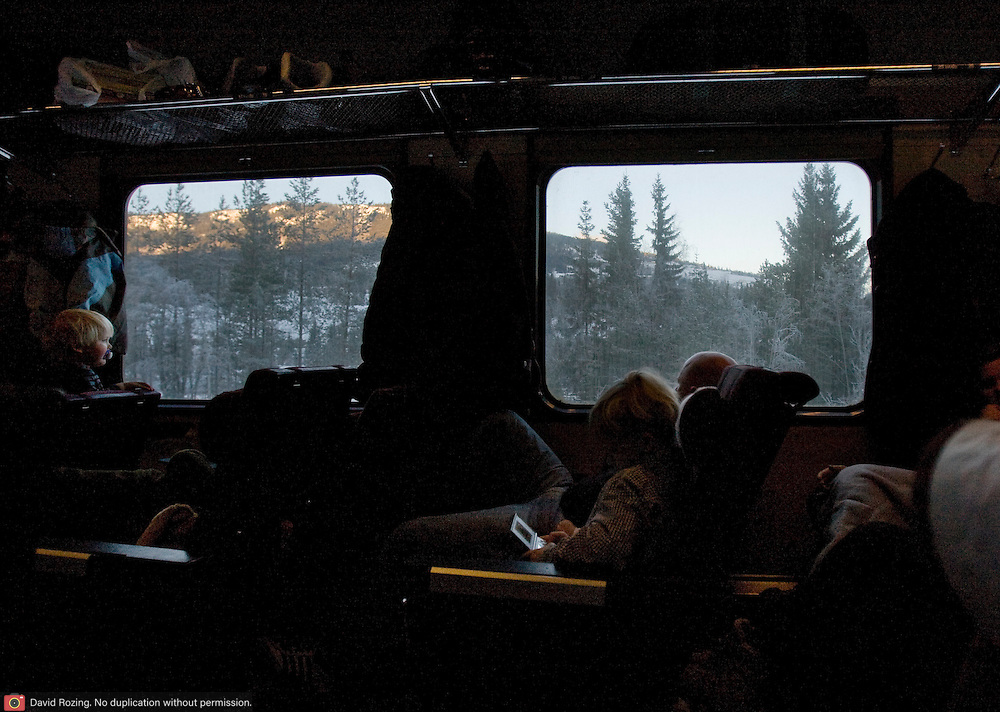 Noorwegen Gol 29 december 2008 20081229 Foto: David Rozing .Uitzicht vanuit trein, treintraject Oslo Bergen.view from train going from Oslo to Bergen..Foto: David Rozing