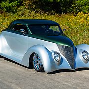 1937 Custom Ford Roaster