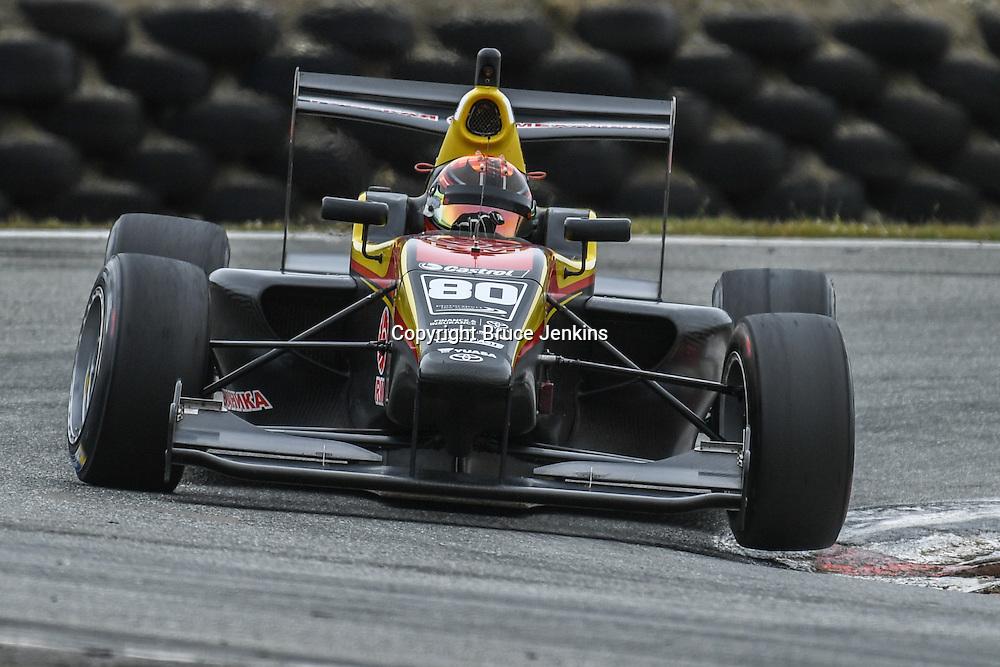 Practice, Round 2 1 of the 2017 Castrol Toyota Racing Series at Teretonga Park Raceway, Invercargill, New Zealand