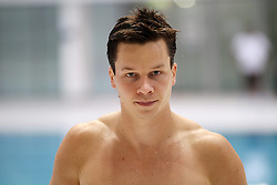 19.08.2014, Europa Sportpark, Berlin, GER, LEN, Schwimm EM 2014, Wasserspringen, 1m, Männer, Vorkampf, im Bild Patrick Hausding (Deutschland) (DSV) // during the men's 1m Diving preliminaries of the LEN 2014 European Swimming Championships at the Europa Sportpark in Berlin, Germany on 2014/08/19. EXPA Pictures © 2014, PhotoCredit: EXPA/ Eibner-Pressefoto/ Lau<br /> <br /> *****ATTENTION - OUT of GER*****