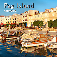 Pag Island Croatia | Pag Pictures Photos Images & Fotos