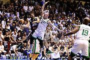 DESCRIZIONE : Forli DNB Final Four 2014-15 Gecom Mens Sana 1871 Eternedile Bologna<br /> GIOCATORE : Davide Lamma<br /> CATEGORIA : penetrazione passaggio<br /> SQUADRA : Eternedile Bologna<br /> EVENTO : Campionato Serie B 2014-15<br /> GARA : Gecom Mens Sana 1871 Eternedile Bologna<br /> DATA : 13/06/2015<br /> SPORT : Pallacanestro <br /> AUTORE : Agenzia Ciamillo-Castoria/M.Marchi<br /> Galleria : Serie B 2014-2015 <br /> Fotonotizia : Forli DNB Final Four 2014-15 Gecom Mens Sana 1871 Eternedile Bologna