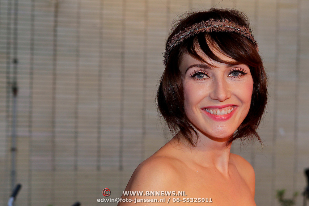 NLD/Utrecht/20110930 - NFF 2011 - Inloop Gouden Kalveren 2011, Carice van Houten