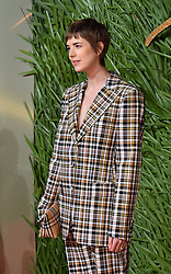 Agyness Deyn attending the Fashion Awards 2017, in partnership with Swarovski, held at the Royal Albert Hall, London. Picture Date: Monday 4th December, 2017. Photo credit should read: Matt Crossick/PA Wire