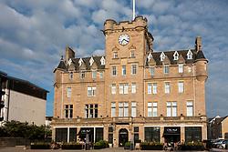 The Malmaison Hotel in Leith, Scotland, UK
