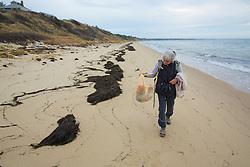 Geneviève Martin On Beach Survey