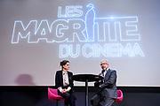 Brussels , 08/01/2020<br /> Press conference Les Magritte Du Cinéma<br /> Pix :  Jean-Paul Philippot <br /> Credit : Frederic Sierakowski / Isopix