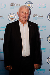 Mike Summerbee attending the All or Nothing: Manchester City, at The Printworks in Manchester ahead of its release on Friday.