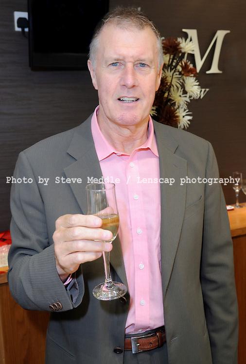 Sir Geoff Hurst, Opens Mallards Jewellery Shop, Essex, Britain  - 12 Aug 2009