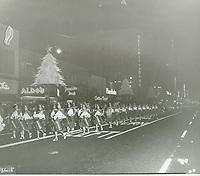 Santa Claus Lane Parade on Hollywood Blvd.