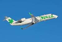 Air Canada Jazz CRJ-200 Regional Jet