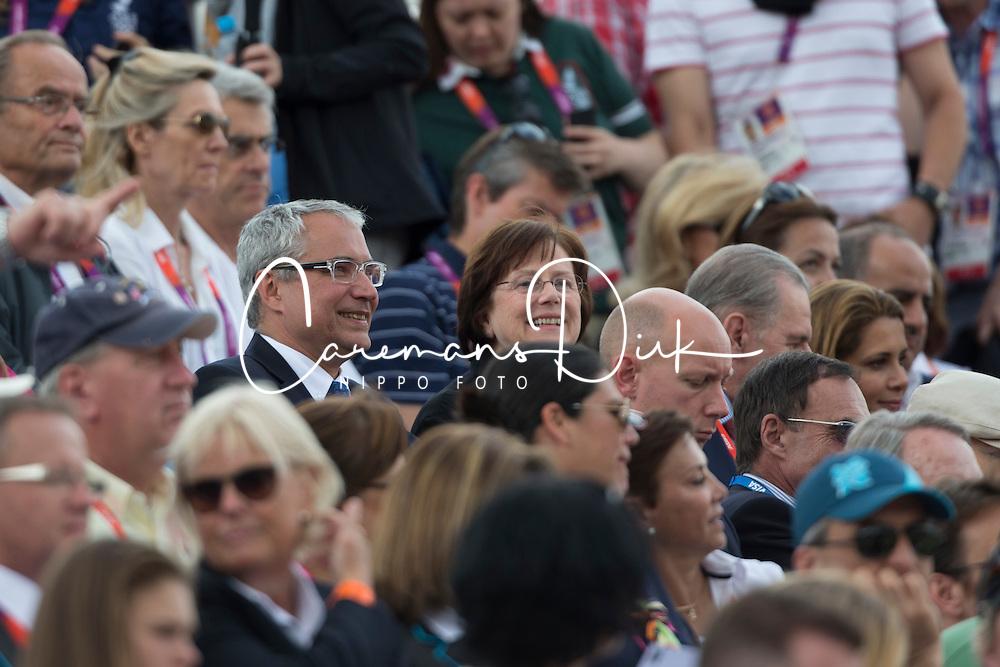 De Vos Ingmar (BEL)<br /> Olympic Games London 2012<br /> © Dirk Caremans