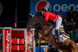 Deslauriers Mario, CAN, Amsterdam 27<br /> Spruce Meadows Masters - Calgary 2019<br /> © Hippo Foto - Dirk Caremans<br />  07/09/2019