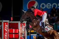 Deslauriers Mario, CAN, Amsterdam 27<br /> Spruce Meadows Masters - Calgary 2019<br /> © Hippo Foto - Dirk Caremans<br />  07/09/2019