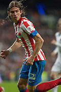 Felipe Luis running