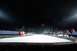 General view of Arena at Day 1 of FIS Ski World Flying Championship Planica 2020, on December 10, 2020 in Planica, Kranjska Gora, Slovenia. Photo by Vid Ponikvar / Sportida