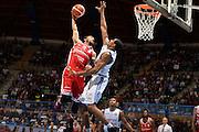 Brandon Fields<br /> Red October Cantu' - Consultinvest Pesaro<br /> LegaBasket 2016/2017<br /> Desio 13/10/2016<br /> Foto Ciamillo-Castoria