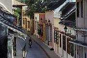 Spanish Colonial architecture, Cartagena.