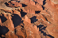 Mineral Canyon Area around Canyonlands National Park in Utah