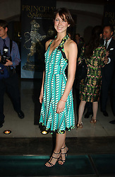 Actress MARGO STILLEY at the opening of 'Princely Splendour; The Dresden Court 1580-1620' a new temporary exhibition at The Gilbert Collection, Somerset House, London sposored by Hubert Bruda Media, The Schroder Family and WestLB AG on 8th June 2005.<br />