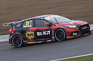 Nicolas Hamilton - ROKiT Racing with Motorbase - Ford Focus RS during the British Touring Car Championship (BTCC) at  Brands Hatch, Fawkham, United Kingdom on 7 April 2019.