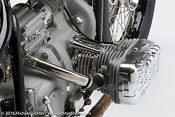 """""""R5 Hommage"""", a one off tribute to the original R5 built by BMW Motorrad. Photographed by Michael Lichter in Sturgis, SD, on August 13. ©2016 Michael Lichter."""