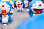 Doraemon manga mania Tokyo 7/29/16