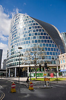 architecture in the city of london