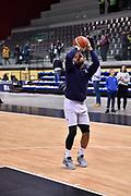 Cotton Tekele<br /> FIAT Torino - Grissin Bon Reggio Emilia<br /> Lega Basket Serie A 2018-2019<br /> Torino 03/02/2019<br /> Foto M.Matta/Ciamillo & Castoria