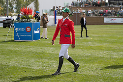 Guerdat Steve, SUI<br /> CSIO 5* Spruce Meadows Masters - Calgary 2016<br /> © Hippo Foto - Dirk Caremans<br /> 10/09/16