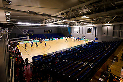 A general view of Institute of Sport, home to Sheffield Sharks - Photo mandatory by-line: Robbie Stephenson/JMP - 29/03/2019 - BASKETBALL - English Institute of Sport - Sheffield, England - Sheffield Sharks v Bristol Flyers - British Basketball League Championship