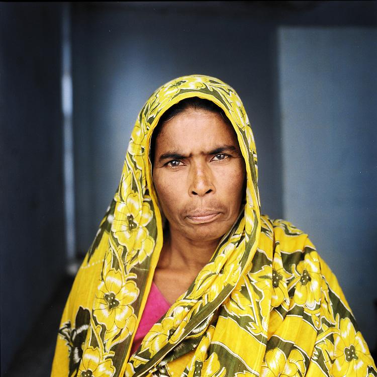 Mahela Khatun. Sirajganj, Bangladesh. August 2011.