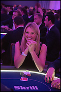 LAURA OREMOND;  Quintessentially Foundation Poker Night,  annual poker night,  to raise money for Right to play, Greenhouse and Place2Be. Savoy. 13 November 2014.
