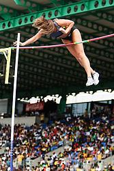 Samsung Diamond League adidas Grand Prix track & field; women's pole vault, Kylie Hutson, USA