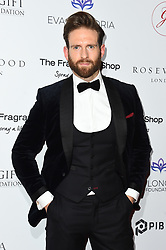 Craig McGinlay attending the 9th Annual Global Gift Gala held at the Rosewood Hotel, London. Picture date: Friday November 2nd 2018. Photo credit should read: Matt Crossick/ EMPICS Entertainment.