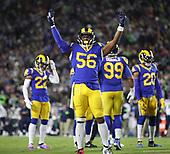 NFL-Seattle Seahawks at Los Angeles Rams-Dec 8, 2019