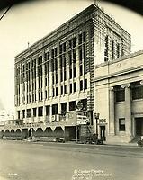 12/1/1925 Construction of the El Capitan Theater