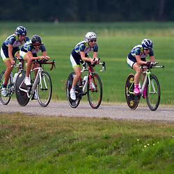 Boels Rental Ladiestour TTT 18th Regio Team WestNike Beckeringh, Melissa Slewe, Lisette Landsman, Simone van der Star, Corinne Smit, Sofie van Horik