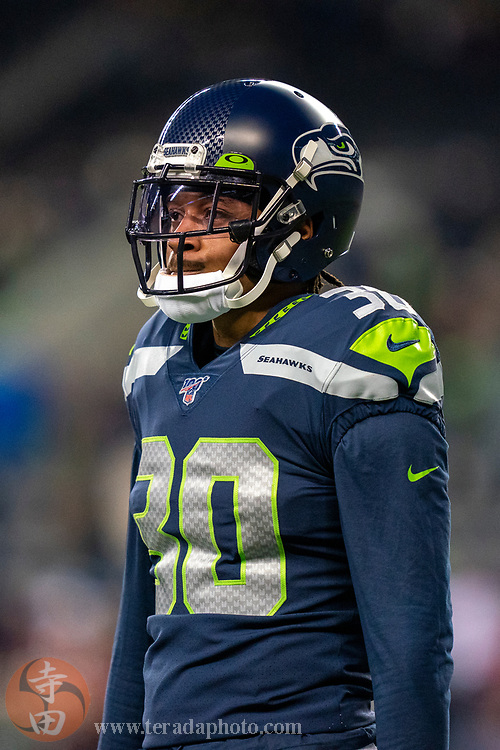 December 29, 2019; Seattle, Washington, USA; Seattle Seahawks strong safety Bradley McDougald (30) before the game against the San Francisco 49ers at CenturyLink Field.