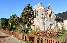 Quarr Abbey Remains