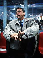 Fotball<br /> Barcelona Historie<br /> Foto: ColorsportDigitalsport<br /> NORWAY ONLY<br /> <br /> Johan Cruyff the Manager of Barcelona. Manchester United v Barcelona. The European Cup Winners Cup Final, 1991