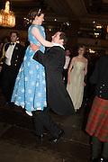 HELEN STEWART; EDWARD HOWLIN, The Royal Caledonian Ball 2016. Grosvenor House. Park Lane, London. 29 April 2016