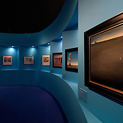 MILAN, ITALY - SEPTEMBER 21:  Paintings by Salvador Dali at the Exhibition preview at Palazzo Reale on September 21, 2010 in Milan, Italy. Dali is back in Milan with Il sogno si avvicina, an exhibition that takes place at Palazzo Reale  and that focus on the relationship between the great Spanish artist's visions and his favourite themes:  landscape, dream and desire.
