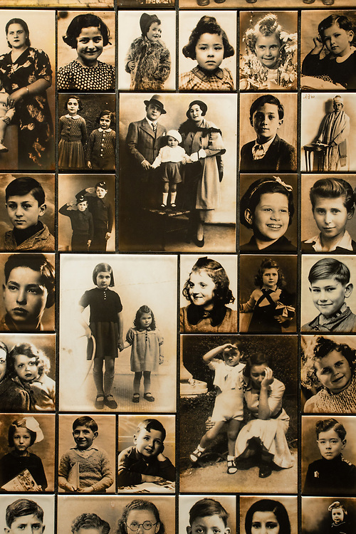 Photographs of thousands of Jews deported from France during the Holocaust, from a collection assembled by Serge and Beate Klausfeld. The Museum of Jewish Heritage uses stoires of individuals to tell the larger story.