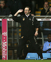 Photo: Paul Thomas.<br /> Aston Villa v Chelsea. The Barclays Premiership. 02/01/2007.<br /> <br /> Martin O'Neill, manager of Villa.