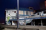 Tijuana 2015.<br /> The last house of Latin America.<br /> La casa vista da fuori.
