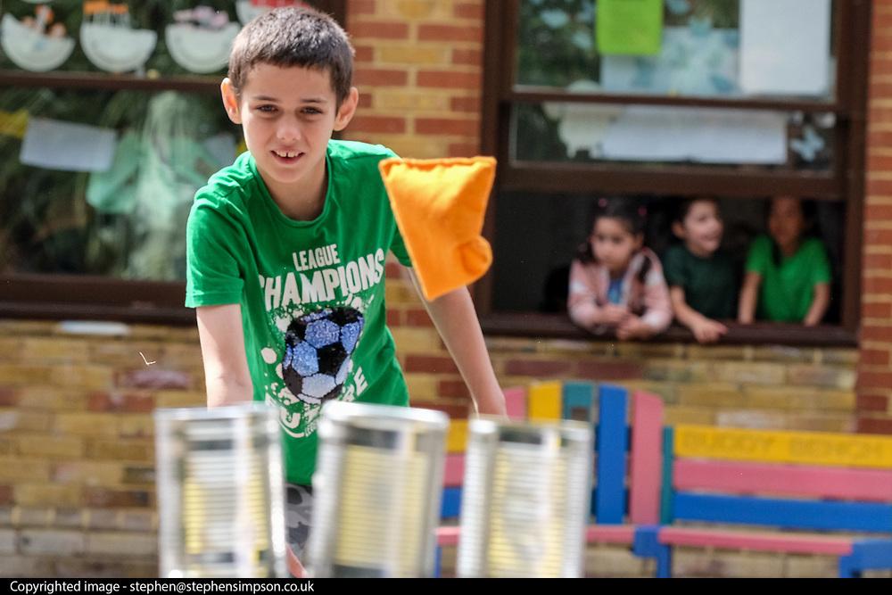 Sports Day St John's 2021 150th year of school
