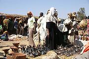 Ethiopia Lake Tana Zege Peninsula, rural market