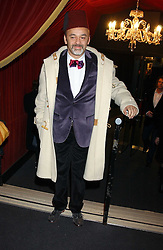 Shoe designer CHRISTIAN LOUBOUTIN at a party to celebrate the first issue of British Harper's Bazaar held at Cirque, 10-14 Cranbourne Street, London WC2 on 16th February 2006.<br /><br />NON EXCLUSIVE - WORLD RIGHTS